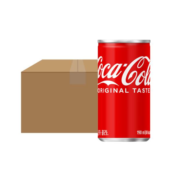 코카콜라 190ml 30CAN 1박스 상품이미지