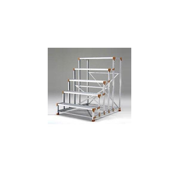 5단작업대(FG51015) 조립식작업다이 28kg 계단식 상품이미지