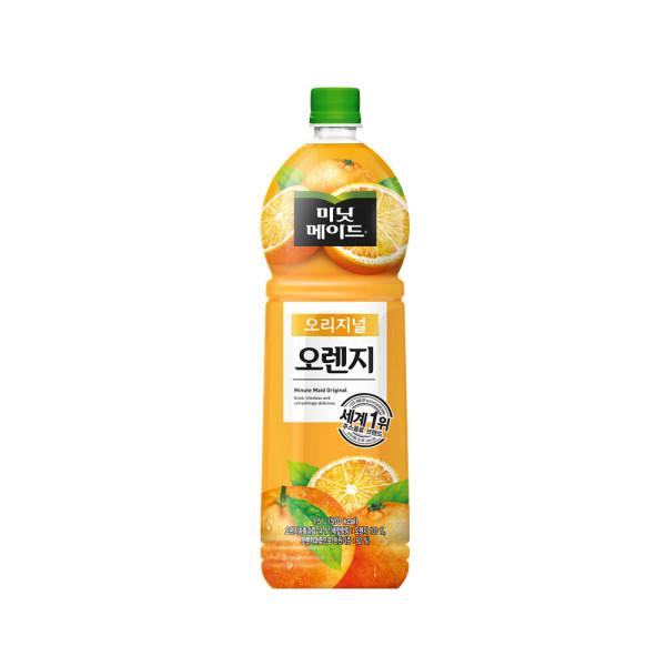 미닛메이드 오렌지 1.5L 1PET 상품이미지