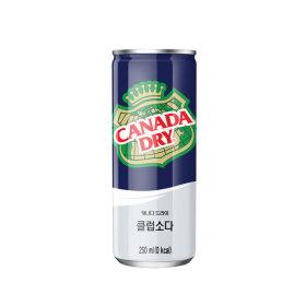 캐나다 클럽소다 250ml 1CAN