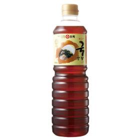 오복식품 국간장골드 900ml