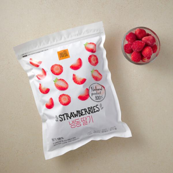 GSfresh 국산 냉동 딸기 1kg 상품이미지