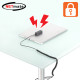 노트북 태블릿PC 도난방지 알람 케이블 고정형 ALM02