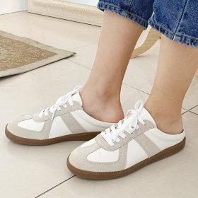 베를린 신발 스니커즈 슬립온 운동화 여성단화 블로퍼