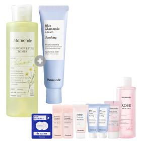 Blue Chamomile Soothing Cream 50ml + Chamomile Toner 250ml