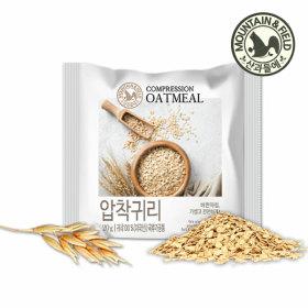 [산과들에] 하루 한줌 오트밀 10봉 [낱봉]