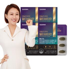 데일리코어 멀티비타민 30정 4박스(4개월분)
