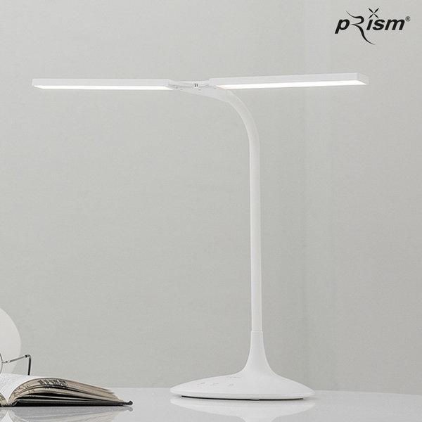 프리즘 충전식 무선 LED스탠드 PL-1400WH 책상/조명 상품이미지