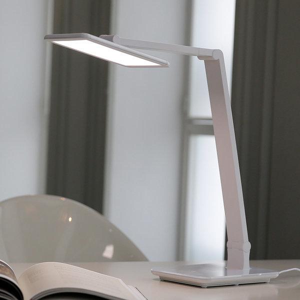 프리즘 스탠드 PL-3000WH (면광원) 화이트 책상/조명 상품이미지