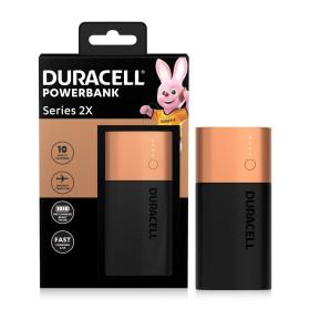 듀라셀 파워뱅크 보조배터리 2X 6500mAh