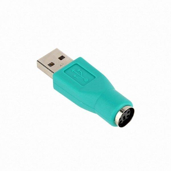 이지넷 PS2 to USB-A F/M 변환젠더 (NEXT-1648PS2) 상품이미지