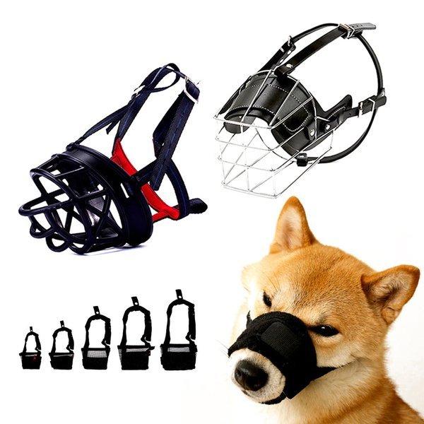 (애구애구) 애구애구 강아지 입마개 소형견 대형견 짖음방지 마스크 모음전 상품이미지