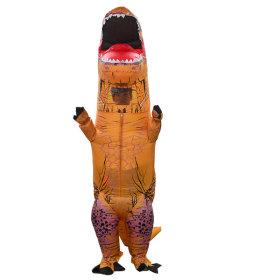 공룡옷 에어슈트 행사 코스튬 파티 공룡탈 1박2일방송