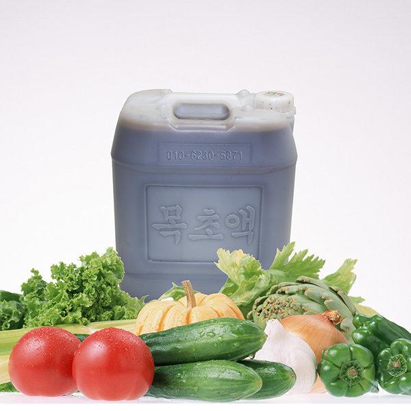 원액 정제 목초액 20L 농업용 뿌리발근 비료 상품이미지