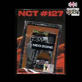 (T ver.) NCT 127 (엔시티 127) - 정규앨범 2집 NCT 127 Neo Zone