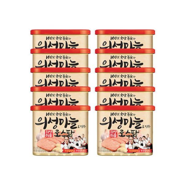 의성마늘 로스팜 340g 10개 상품이미지