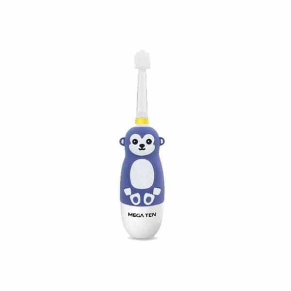 비바텍 메가텐 키즈소닉 원숭이 360도 음파전동치솔 상품이미지