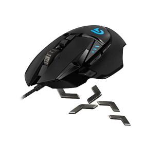 로지텍 G502 HERO 게이밍 마우스 정품박스