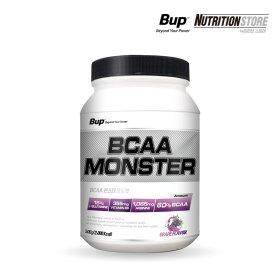 BCAA 몬스터 포도맛 500g 1통 아미노산 보충제