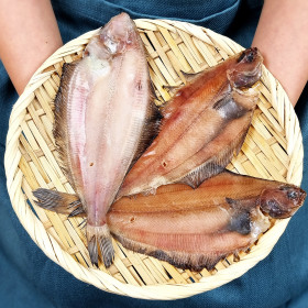 동해북방해역 반건조 가자미 10미(1kg내외) 주문진항