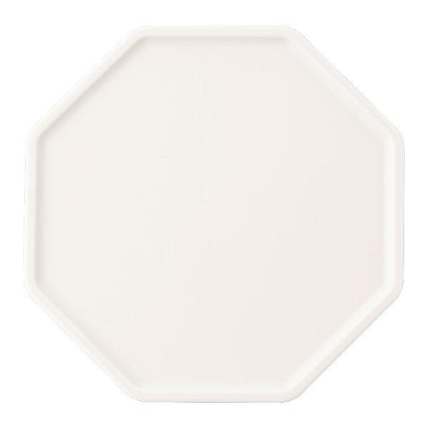 실리콘 폴리곤 컵받침 11cm 화이트 주방용품 잡화 상품이미지