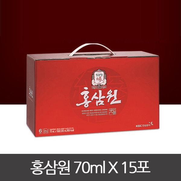 정관장 홍삼원 70ml 15포 6년근 홍삼 농축액 액기스 상품이미지