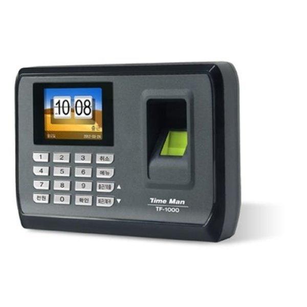 TimeMan)지문인식 출퇴근기록기(TF-1000) 상품이미지