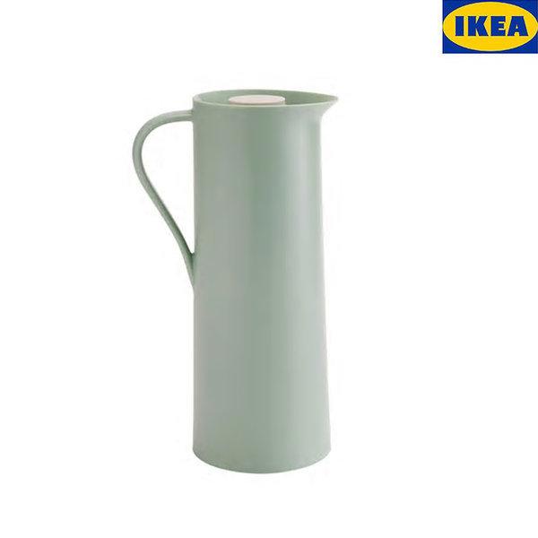 이케아 보온병(1L) 그린 보온주전자 물통 물병 주전자 상품이미지