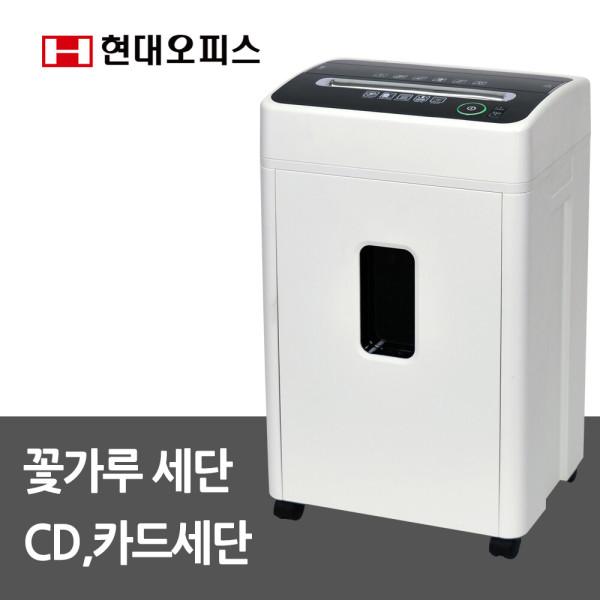 중형문서세단기 PK-1320 사무용파쇄기 분쇄기 20L 13매 상품이미지