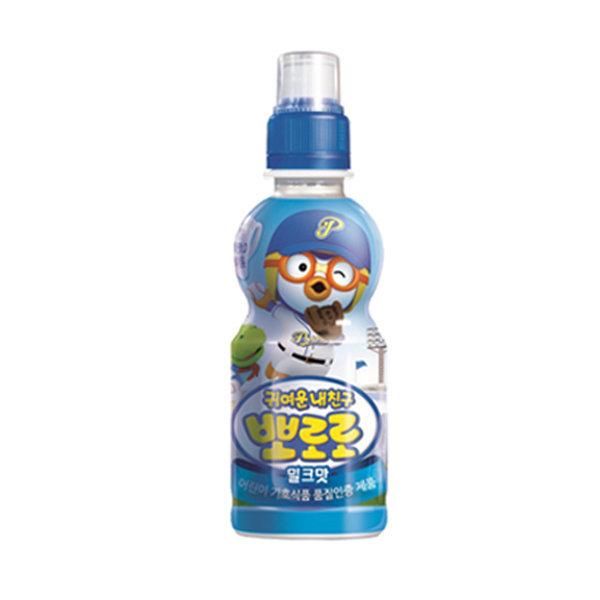 뽀로로 밀크 235ml x 1펫 /  뽀로로음료 어린이음료 상품이미지