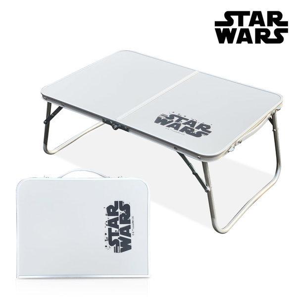 스타워즈 2폴딩 미니테이블  1P 스크래치접이식 테이블 상품이미지