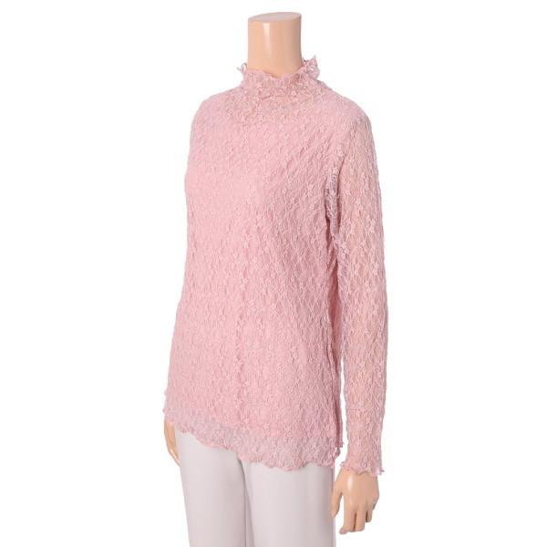 트리아나(여성)  레이스 티셔츠AG1TA07 상품이미지