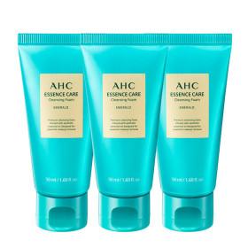 AHC 에센스케어 클렌징폼 에메랄드 50ml