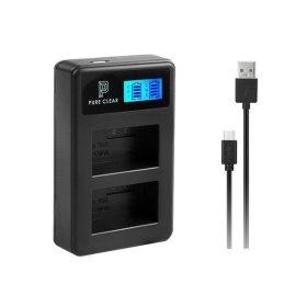 캐논 LP-E12 LCD 호환충전기 EOS M50 EOS M100 EOS M2
