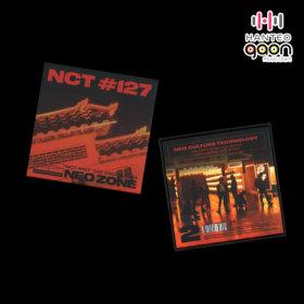 (키트앨범) NCT 127 (엔시티 127) - 정규앨범 2집 NCT 127 Neo Zone Kit Ver
