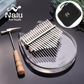 나루 NK-CT/BE 아크릴 투명 칼림바 공식수입정품