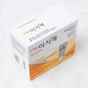 대웅메디팜 DW이지첵 혈당시험지 50매