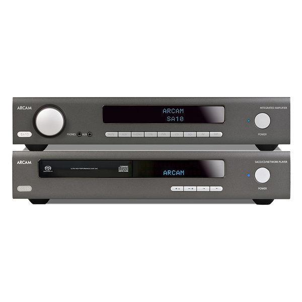 ARCAM HDA SA10+CDS50 네트워크 SACD 세트 상품이미지