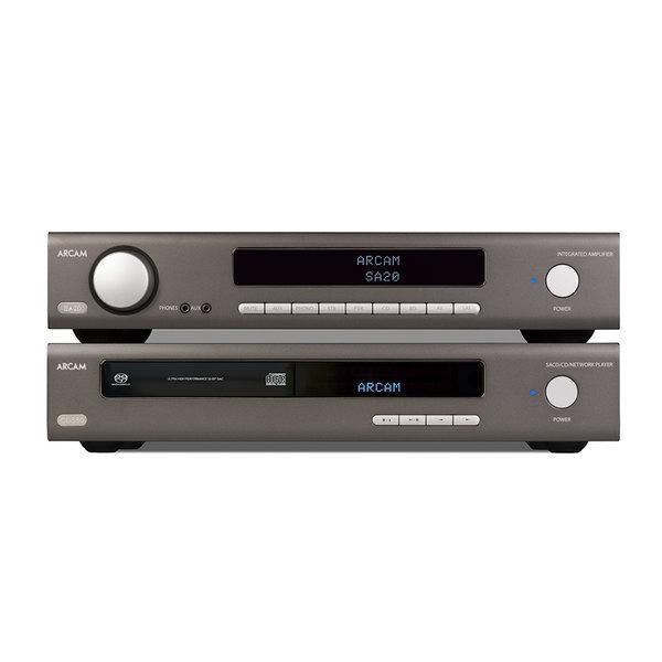 ARCAM HDA SA20+CDS50 네트워크 SACD 세트 상품이미지