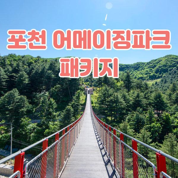 포천 어메이징파크 / 입장권 / 패키지 / 과학 힐링 테마파크 상품이미지