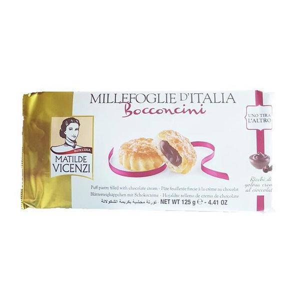 맛있는과자 초코크림맛 125g/덴케이크/추억의과자 상품이미지