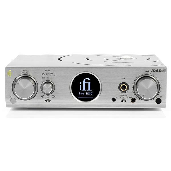 iFi Audio Pro iDSD4.4 플래그쉽 DAC   진공관 앰프 상품이미지