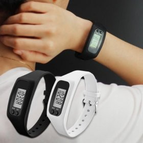 고급형 만보기 시계/만보계/만보 손목 시계/실리콘