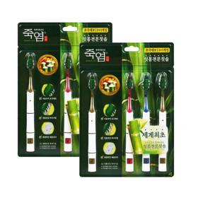 칫솔 잇몸 전문 4입 2개