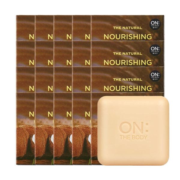 더내추럴 코코넛 비누 90gG 12개(4입 3세트) 상품이미지