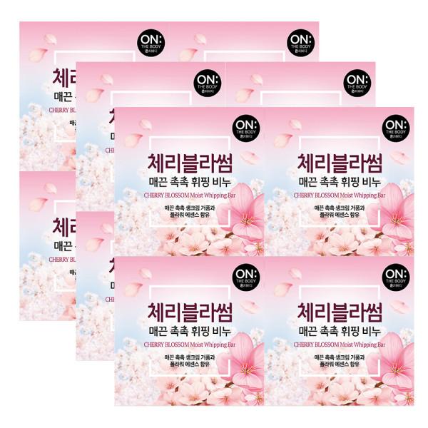 체리블라썸 휘핑비누 90gG 12개(4입 3세트) 상품이미지