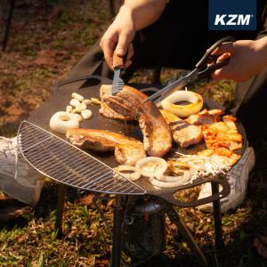 카즈미 이그니스 코팅 그리들 600 K20T3G004 / 바베큐
