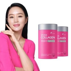 에버콜라겐 타임비오틴 60일(30일X2통) 기능성 콜라겐