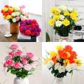 3+2 조화 꽃 인테리어 소품 해바라기 성묘꽃 봄꽃