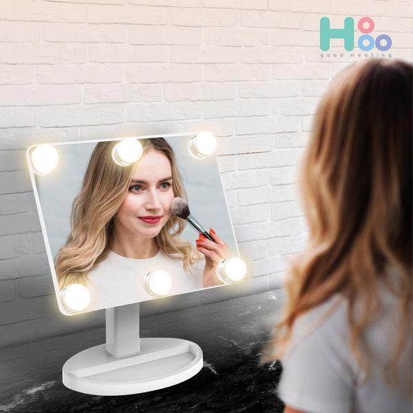 LED 화장대 거울 무드등 미러 조명 탁상 메이크업 360 상품이미지